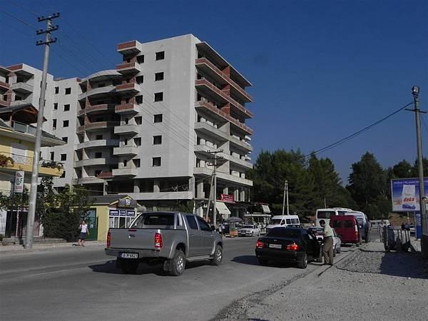 Gjirokastr巴士站