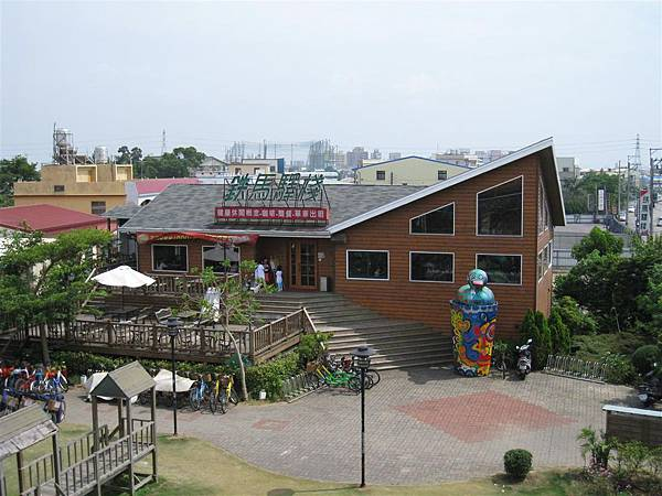20090523 潭雅神綠園道鐵馬驛站 (8)