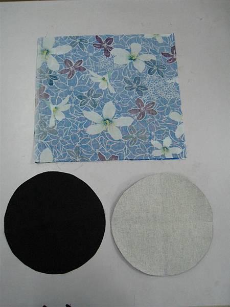 20090926 客家花布碗筷袋
