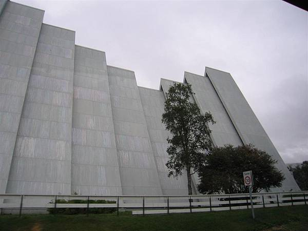 the Arctic Cathedral (1)