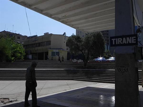 Tirana 火車站 (1)
