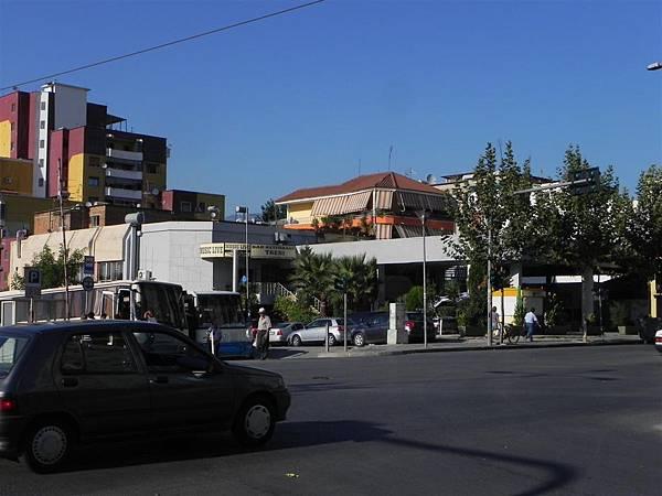 Tirana 火車站 (9)