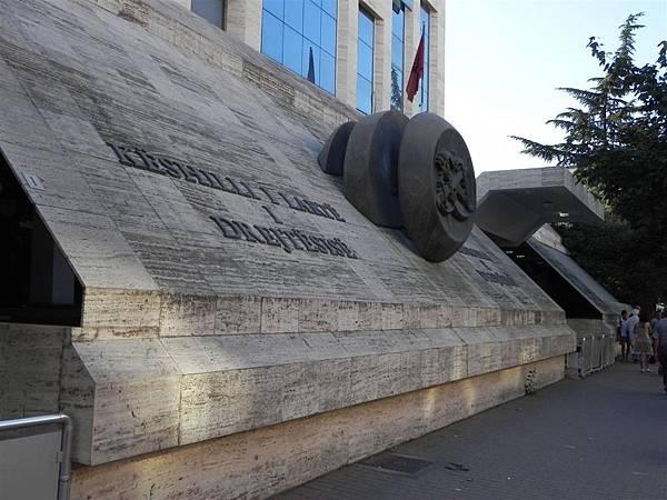 Tirana街頭巷尾 (5)