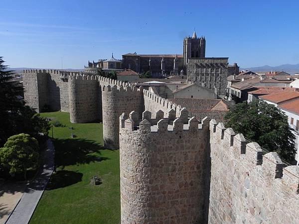 Las Murallas de Ávila (9).JPG