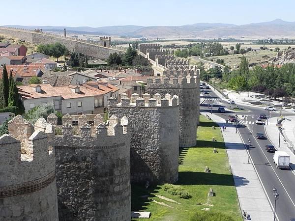 Las Murallas de Ávila (15).JPG