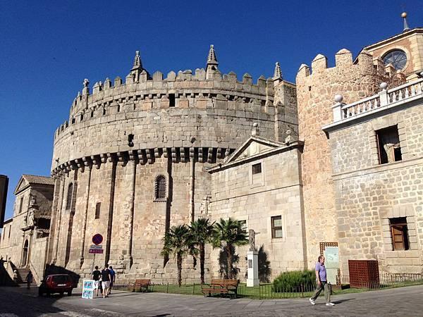 Las Murallas de Ávila (16).JPG