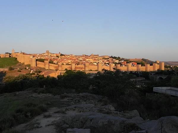 Las Murallas夜景 (1).JPG