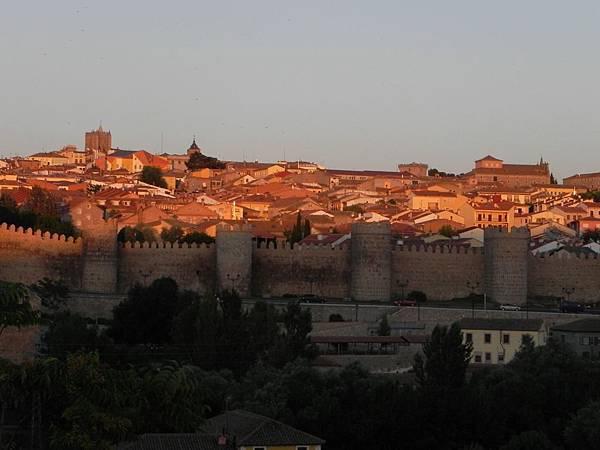 Las Murallas夜景 (3).JPG