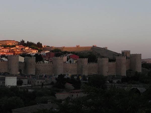 Las Murallas夜景 (4).JPG