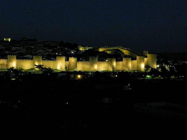 Las Murallas夜景 (6).JPG
