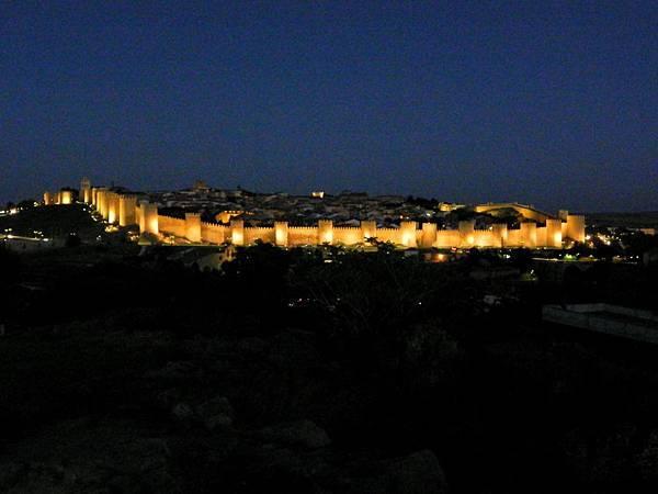 Las Murallas夜景 (5).JPG