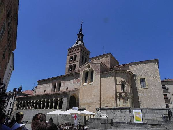 San Martín Church, Segovia (2).JPG