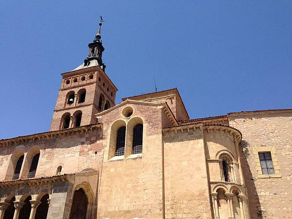 San Martín Church, Segovia (4).JPG