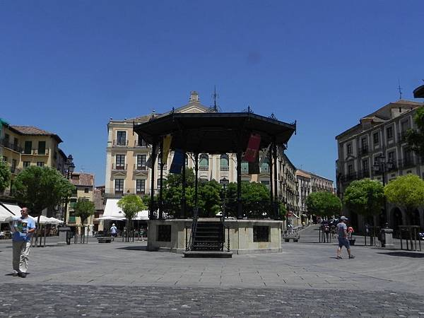Plaza Mayor of Segovia (3).JPG