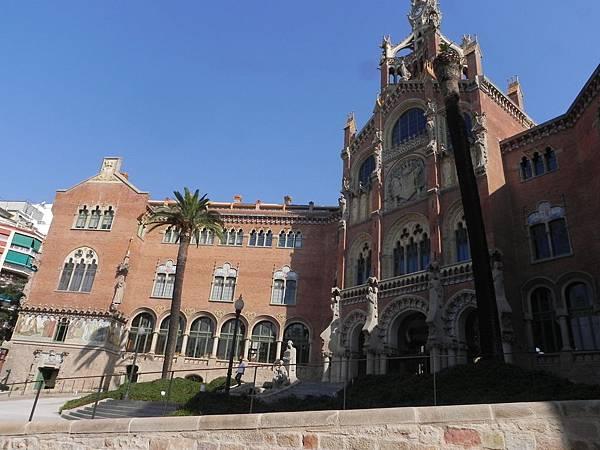 Hospital de la Santa Creu i de Sant Pau  (3).JPG