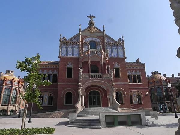 Hospital de la Santa Creu i de Sant Pau  (12).JPG