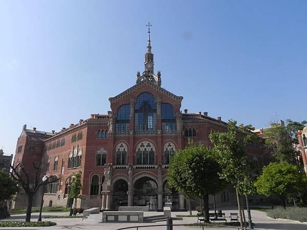 Hospital de la Santa Creu i de Sant Pau  (13).JPG