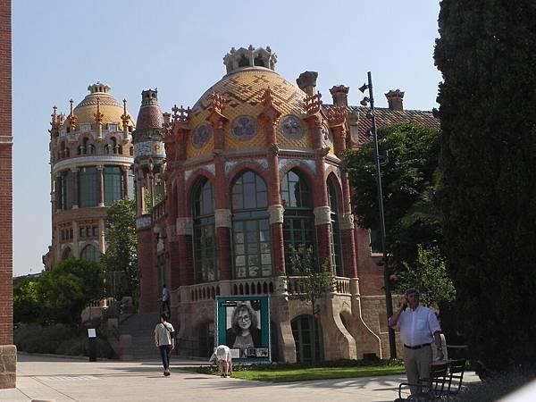 Hospital de la Santa Creu i de Sant Pau  (14).JPG