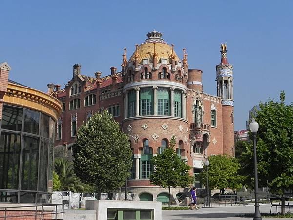 Hospital de la Santa Creu i de Sant Pau  (18).JPG