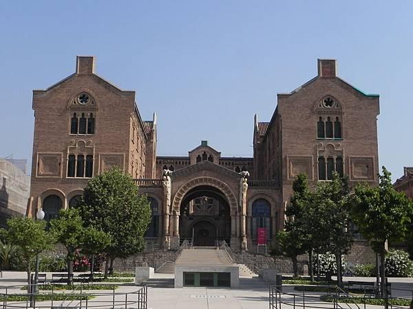 Hospital de la Santa Creu i de Sant Pau  (33).JPG