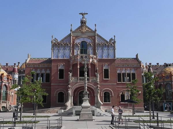 Hospital de la Santa Creu i de Sant Pau  (38).JPG