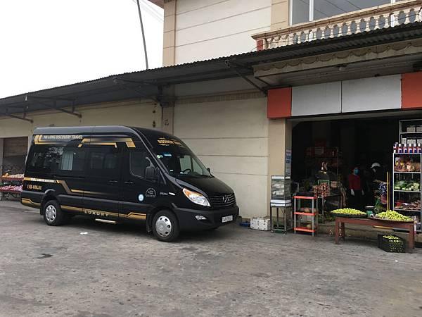 Tam Coc to Halong Bay小巴接駁 (4).JPG