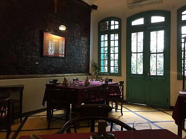 Green Tangerine法式餐廳 (2).JPG