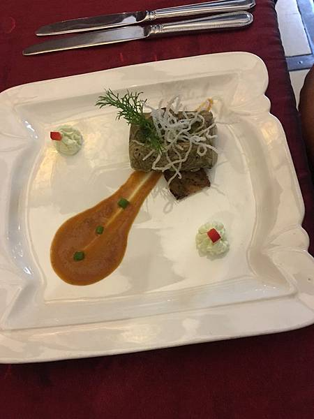 Green Tangerine法式餐廳 (8).JPG