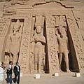 26059715:Egpyt 100 Abu Simbel的內費塔里神廟(Temple of Nefertari)