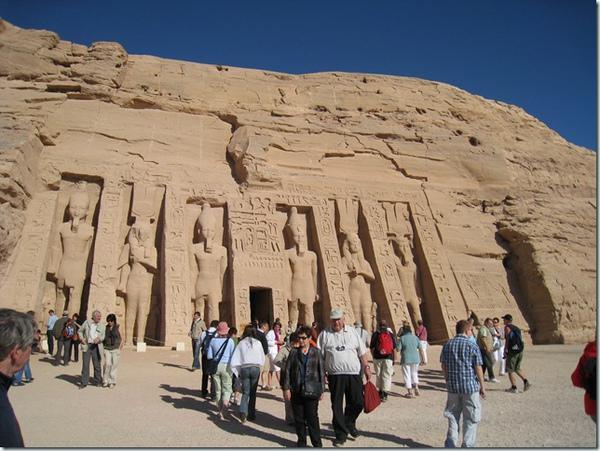 Temple of Nefertari (1)