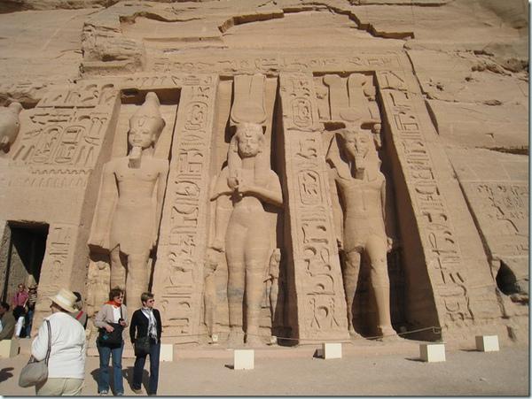 Temple of Nefertari (4)