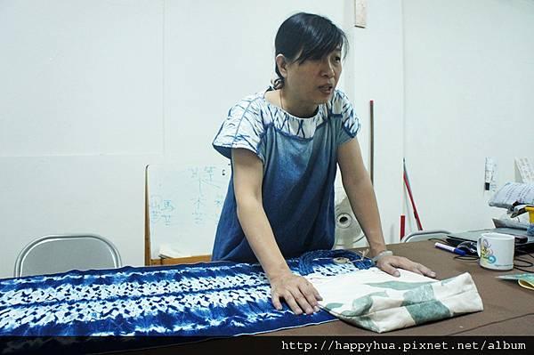 20111007藍染體驗 (42)