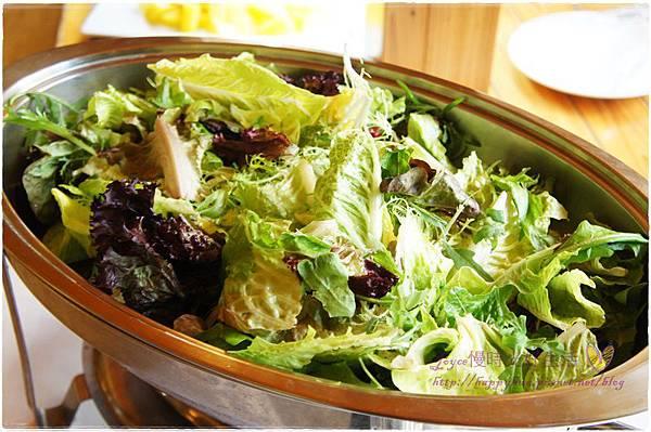 1364312844 1629511197 n - 吉凡尼的花園~美術館綠園道 法式鄉村風自助式早餐 無毒蔬果健康風