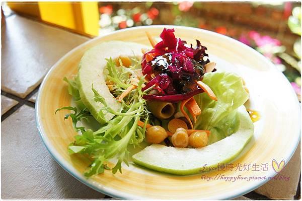 1364312861 167491836 n - 吉凡尼的花園~美術館綠園道 法式鄉村風自助式早餐 無毒蔬果健康風