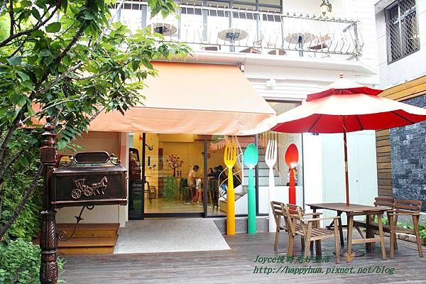 1415666601 1167257785 n - [台中早午餐]西區∥莎莎莉朵(Sausalito Café):隱身巷弄內的鐵鑄鍋精緻早午餐,近美術館綠園道的老房子改造餐廳