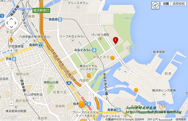 橫濱格蘭洲際渡假飯店 地圖.png
