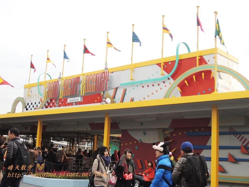 2015迪士尼樂園 大賽車場 (1).JPG