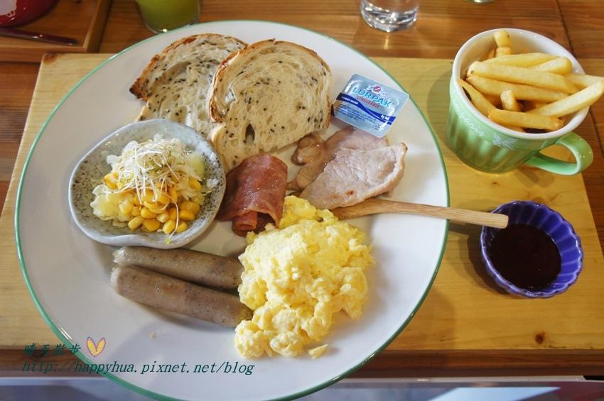 1440085687 3627258136 - [台中早午餐]西區∥Goodly咕栗市集~早午餐老店Lesson One的姊妹店 一樣優質的早午餐 分量十足 附餐前飲和餐後飲