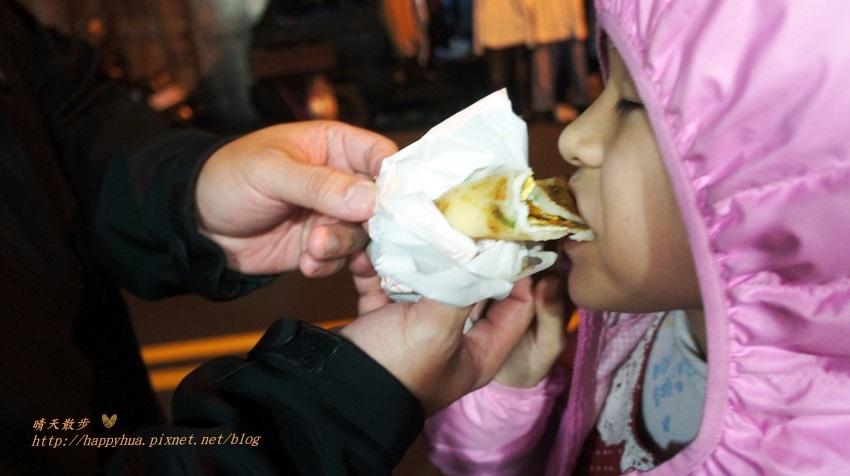 1466933453 374634908 - [台中美食]北區∥一中大雅蛋餅~一中街夜市平價排隊美食 傳統麵糊煎炸蛋餅 銅板價一份30元