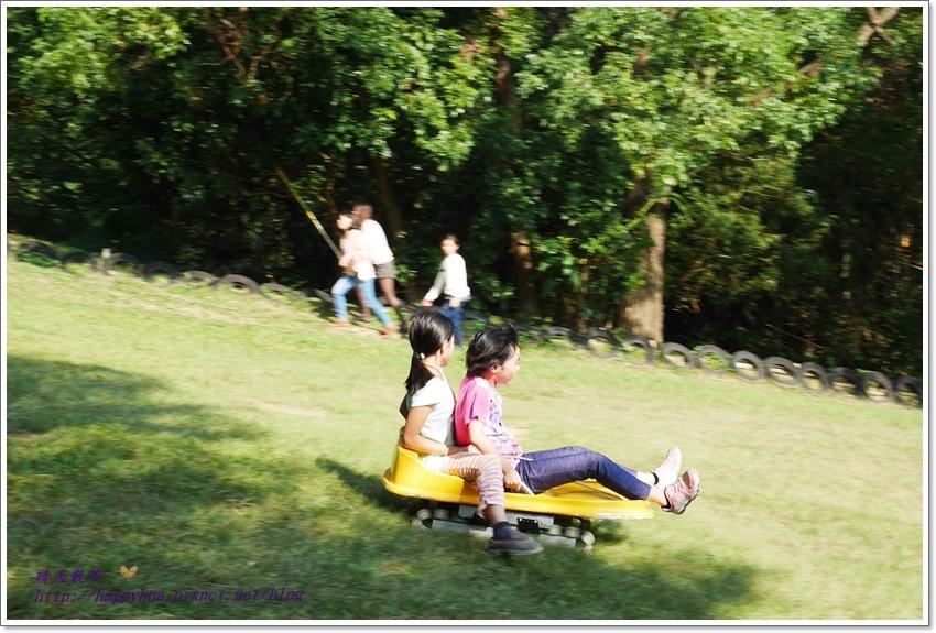 1482458189 3902129980 - 台中景點︱山河戀咖啡休閒農場~大坑步道旁的休閒農場 露營、烤肉、山訓、滑草、漆彈 風光明媚 適合聚會活動、親子遊(舊名綠野山莊)