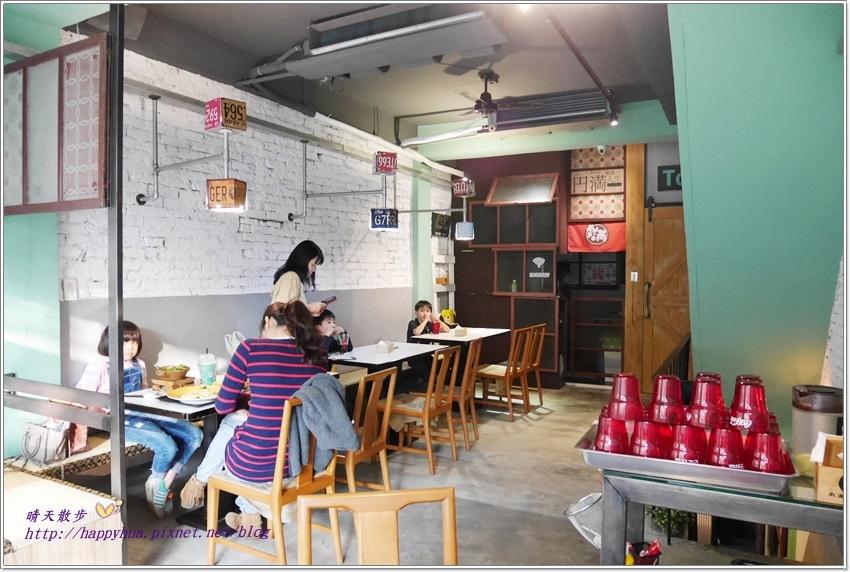 1485159698 855859815 - 台中美食︱丸滿食物所~台中西區國美館對面早午餐咖啡館 平價親子友善餐廳 充滿童趣古早味 現點現做餐點豐富又美味