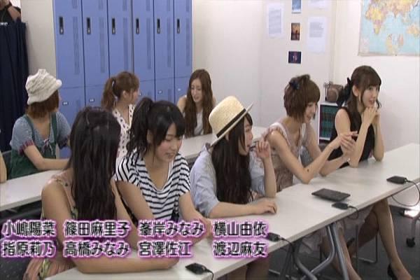 AKB48家族成員『自拍講座‧釣魚講座』.mkv_snapshot_00.37_[2012.09.01_15.35.26]