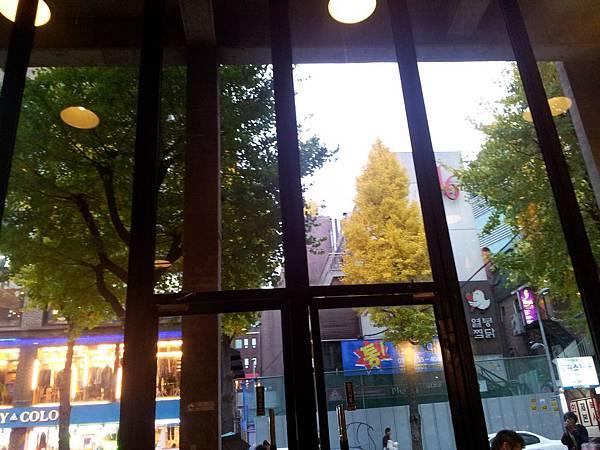 新沙洞.coffeesmith咖啡廳