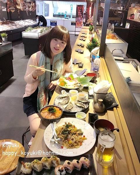 【旅遊】聖誕Hea遊泰國好去處❤Shinsen Fish Market❤Dec2017
