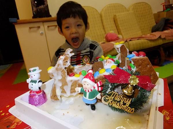 2011.12.22 糜鹿雪橇 薑餅DIY (14).jpg