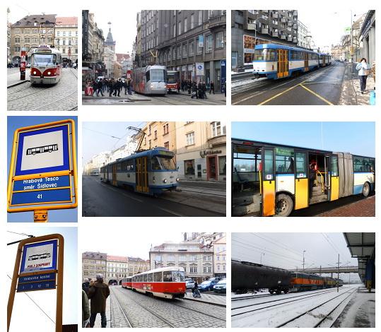 2012.02.18 捷克電車 火車