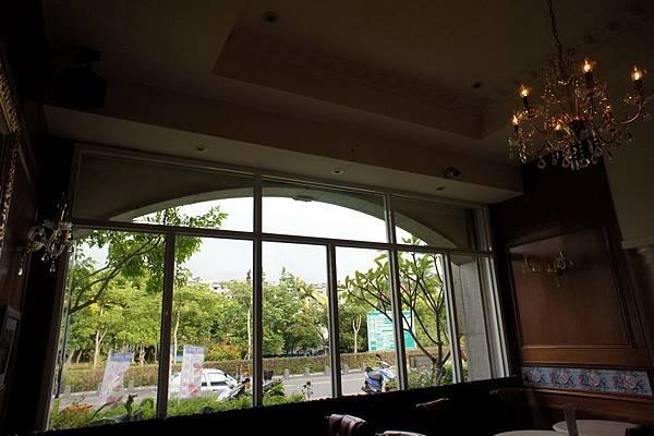 2012.09.27 古典玫瑰園 八里店 英式下午茶 (3)