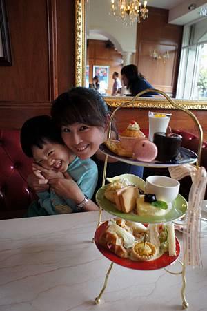 2012.09.27 古典玫瑰園 八里店 英式下午茶 (9)
