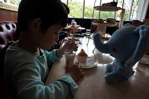 2012.09.27 古典玫瑰園 八里店 英式下午茶 (10)