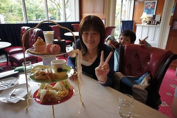 2012.09.27 八里 古典玫瑰園 下午茶 (18)